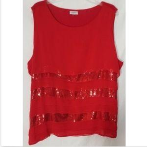 Avenue Tops - Avenue Women's Plus Top Shirt Blouse Size 22 24